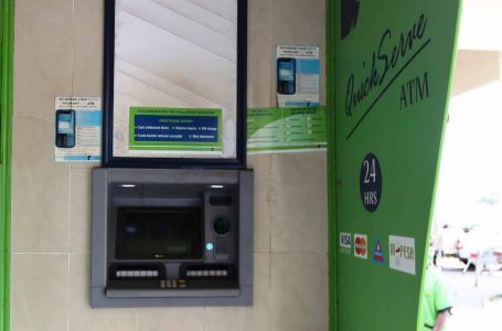 Police officers, Prison Warders Arrested While Stealing From ATM Machine