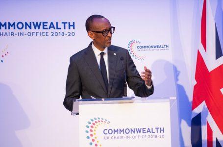 Rwanda to host 2020 CHOGM