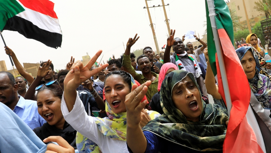 Sudan protesters remain resilient, but Bashir unbowe