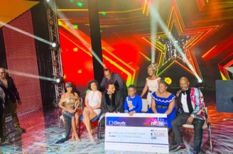 Uganda's Ezekeil & Esther Mutesasira Win Shs180m In East Africa Got Talent Show