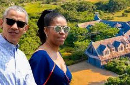 Barack And Michelle Obama US$11m Martha's Vineyard Estate Revealed