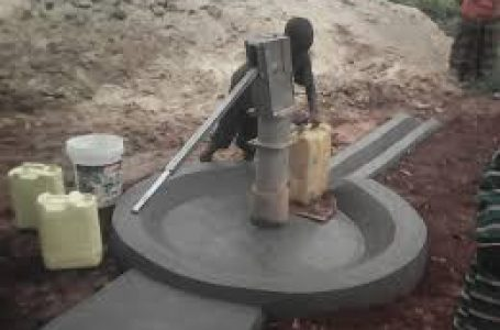 A Step By Step Guide On The Process Of Drilling And Installing A Borehole