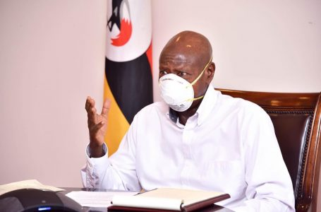 President Museveni To Clarify On Issues Of Easing Lockdown Again Today @8PM