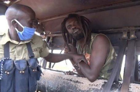 Police Arrests Presidential Advisor Buchaman For Blocking NEMA Meeting