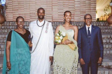 Rwanda's Paul Kagame Celebrates Becoming Granny