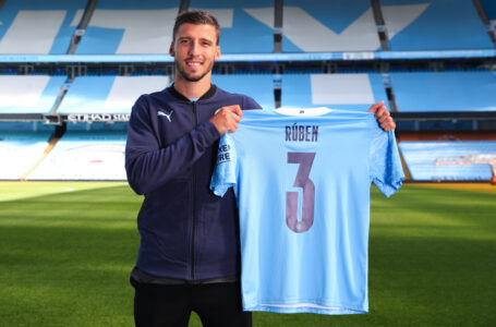 CONFIRMED: Man City Signs Benfica's Ruben Dias For Six Year Contract