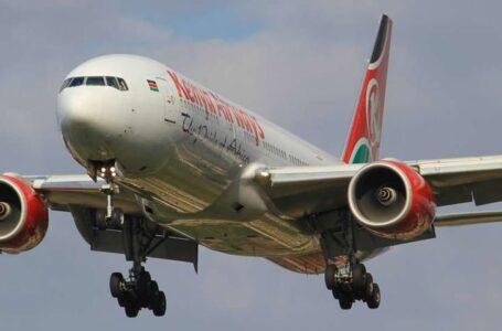 Kenya Airways Finally Cleared To Land In Tanzania