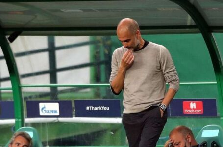 Pep Guardiola In Dilemma As Man City Chase Liverpool