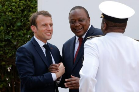 Kenyan President Uhuru Kenyatta Flies To France For Trade Deals