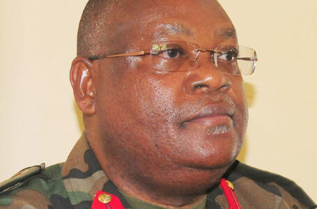 RIP: Col. Shaban Bantariza Scientific Burial For Thursday