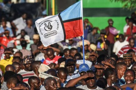 PRESSURED: Tanzanian Police Face Pressure To Tame Political Violence Ahead Of Polls