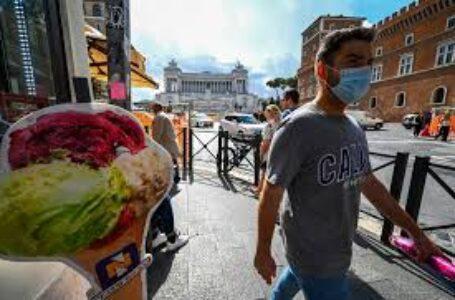 MASK UP: Italy Makes Wearing Of Masks Compulsory
