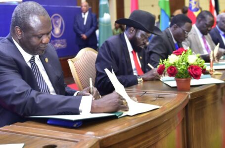 PEACE At Last As Sudan Rebels Agree to Seal Agreement With Government