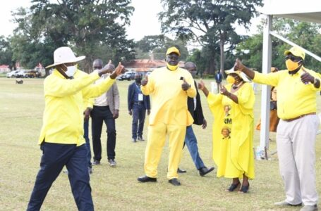 "EASY: ""Campaigning For President Museveni Is Flexible""- Faruk Kirunda"
