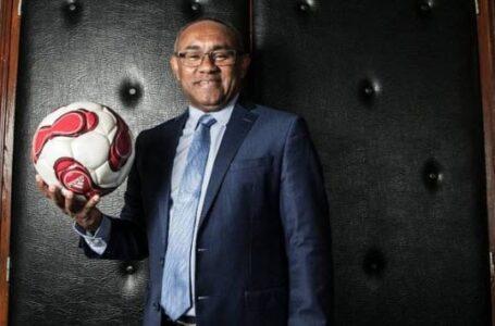 GRAFT: Fifa Slaps CAF President Ahmad Ahmad With 5 Year Ban