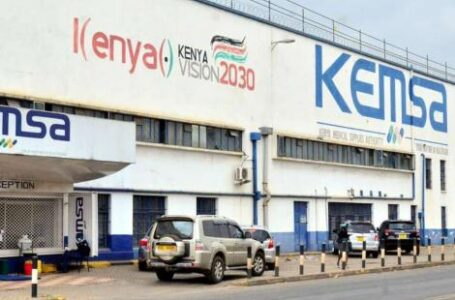MURDER: Kenya's COVID-19 Millionaires Exposed After Uhuru Intervenes