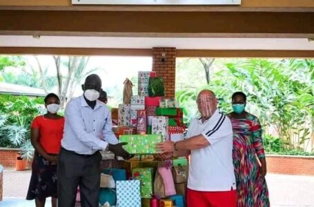 GIVE BACK TIME: KISU Donates To Cancer Institute