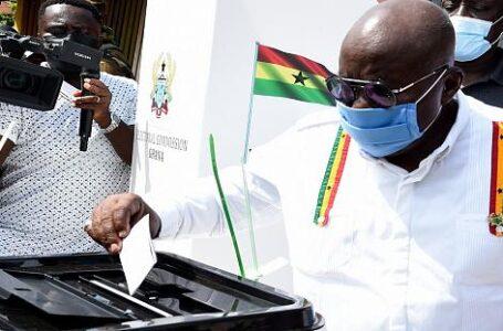 WIN: Ghana's Nana Addo Akufo Wins In Tight Polls