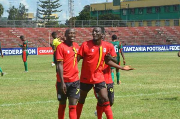 WIN: Uganda's Hippos Thrashes Kenya in Under 20 Qualifiers