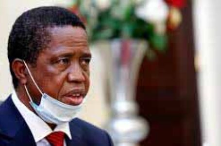 ACTION: Zambia's Lungu Sacks Police Officers Over Death Of Opposition Rioters
