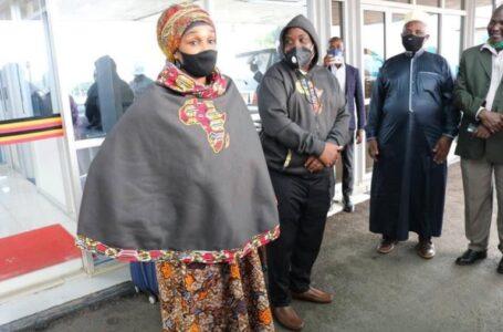BACK: Lord Mayor Erias Lukwago Returns