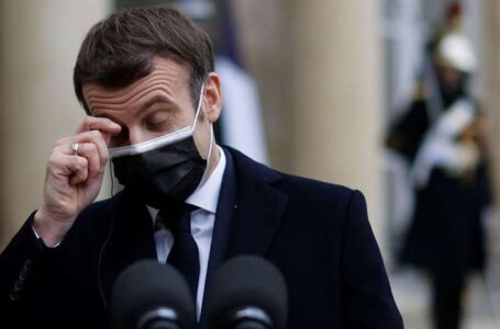 BREAKING: French President Macron Tests Positive For Covid19