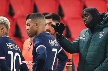 RESUMED: Paris Saint Germain Suspended Champions League On Tonite