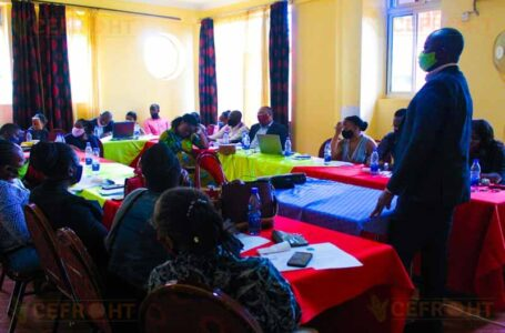 DIET-TALK: CEFROHT Trains Media On Diet and Nutritional Reporting