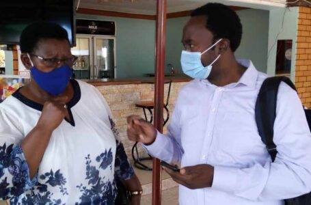 TAKE PART: Dr. Miria Matembe Decries High Voter Bribery, Urges Youth To Vote For Change