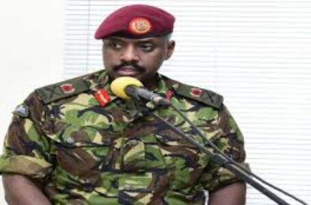 GO SLOW: AN OPEN LETTER TO FIRST SON GEN MUHOOZI KAINERUGABA