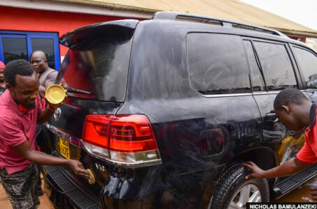 """WARNING: """"Declare Source Of Armoured Car, Or Government Owns It""""-IGG Tells Bobi Wine"""