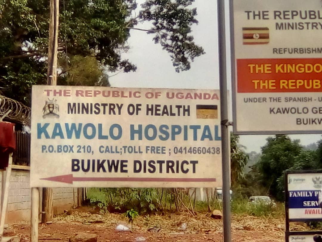 Kawolo hospital