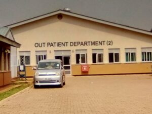 Kawolo Out patients ward