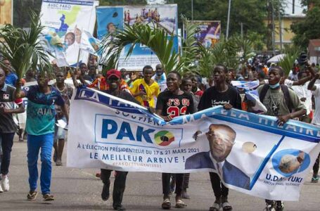 CHAOS: Congo Election Marred In turmoil After Opposition Candidate Hospitalised With COVID-19