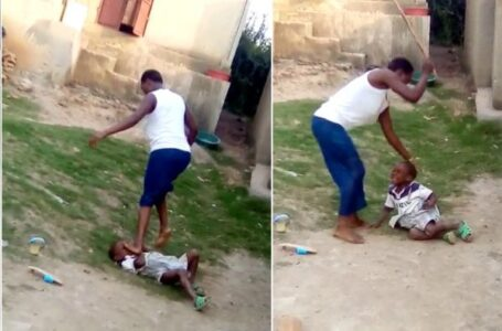 REMANDED: Woman Who Battered Child In Viral Video Jailed For Two Years