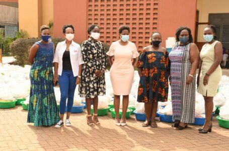 AID: Stanbic Bank, Vivo Energy, Umeme, Support Kawempe Hospital