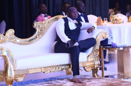 Glamour And Joy As Prophet Elvis Mbonye Marks 44th Birthday