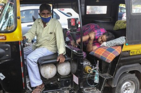 HIT: Oxygen Shortage Hits India As Covid 19 Deaths Rise