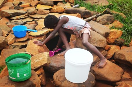 HORROWING: Disease Stalks Villages, As Lesotho Sells Water To South Africa