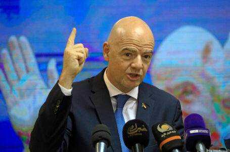 WARNING: FIFA President Gianni Says Joining Super League Is Dangerous