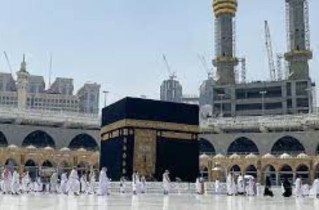 TIGHT: Saudi Says Only Immunised Pilgrims To Access Mecca