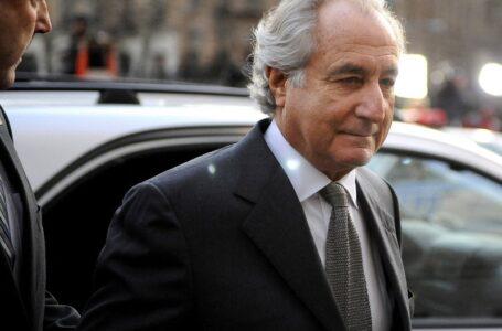 DEAD: Largest Ponzi Scheme Mastermind Madoff Bernie Dies In Prison Aged 82