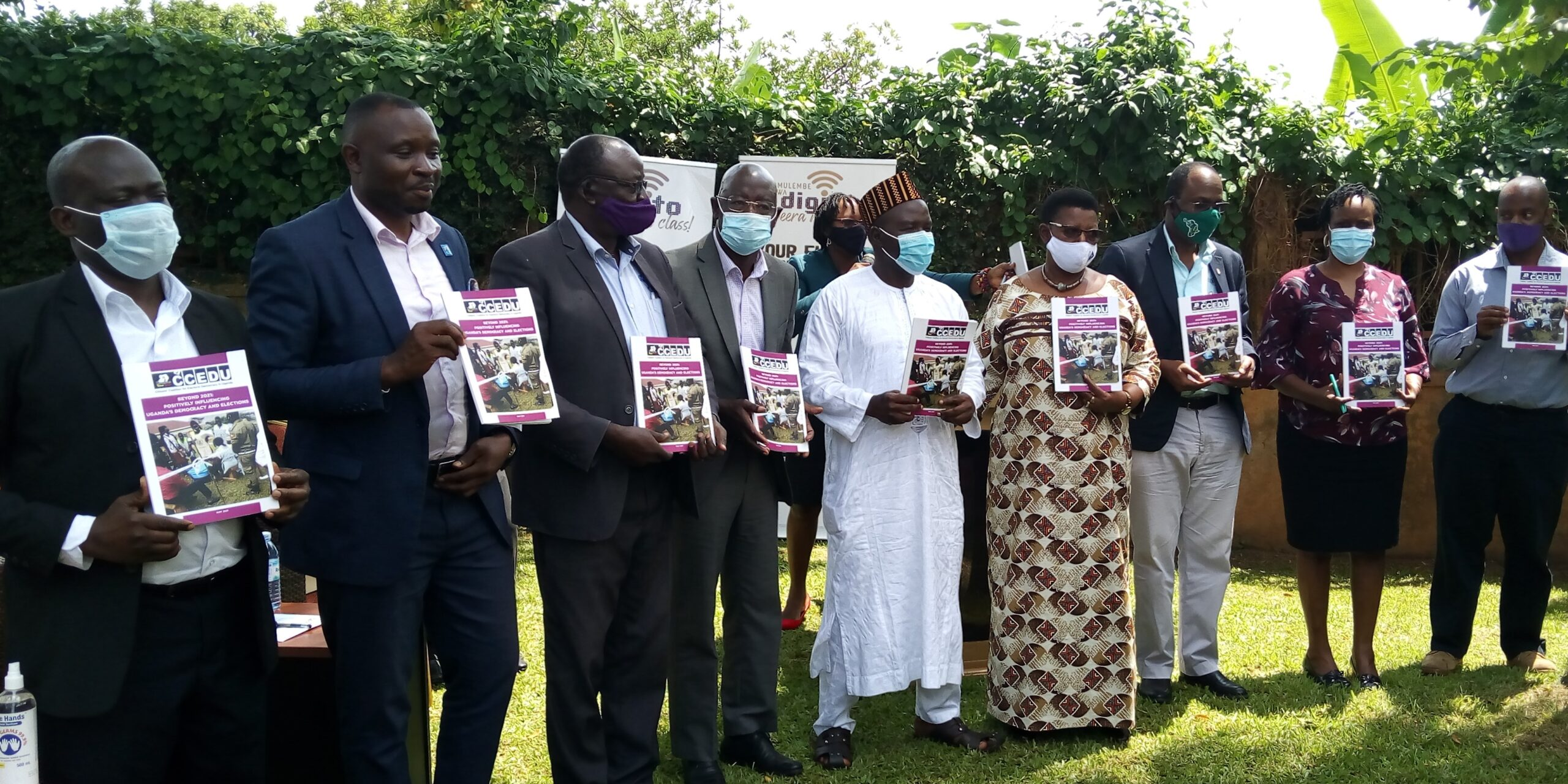 REFORMS: CCEDU Election Reports Shows 2021 Elections Was Marred By Violence