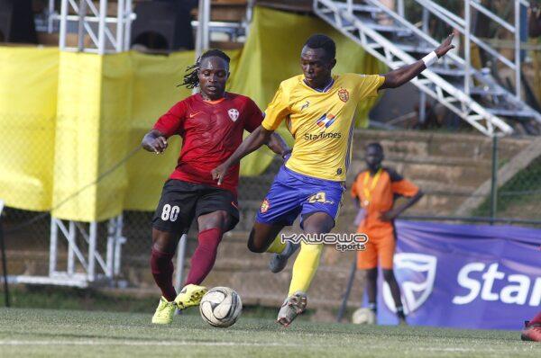 HAMMERED: KCCA Edges Maroons 3-0 To Qualify For Stanbic Uganda Cup Quarter Finals