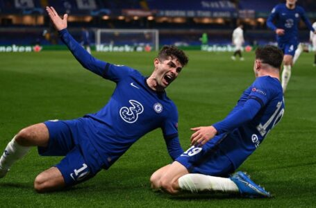 WIN: Chelsea Qualifies For Champions League Final After 2-0 Over Real Madrid
