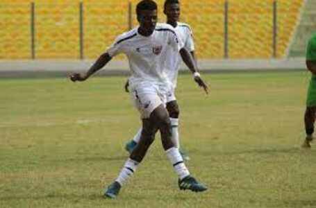 FOILED: Police Probes Ghanaian Defender Who Scored Two Own Goals To Spoil Match Fixing Plot