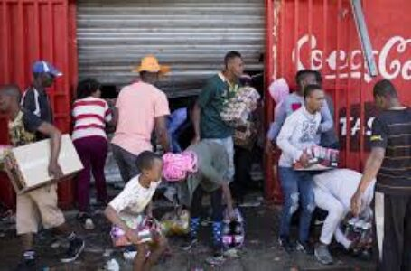 TENSION: At Least 72 Killed In SA Looting Spree