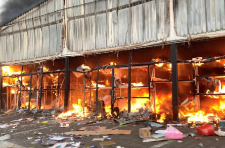 CONCERN: African Union Commission Warns SA Unrest May Affect Entire Region