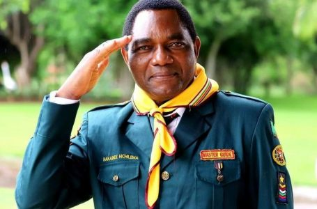 NEW BEGINING: Sad Ending For Zambia's Edgar Lungu As Oppositions Hichilema Trounces Him