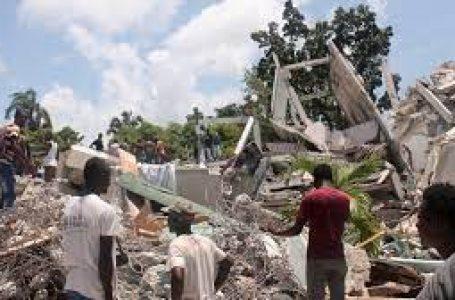 STRUCK: Haiti Earthquake Kills 300, Leaves Extensive Damage
